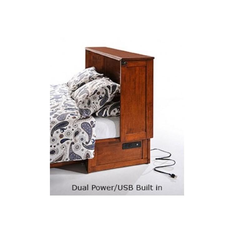 Clover Queen Bed Cabinet