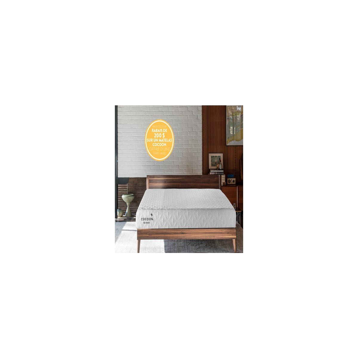 Sealy Cocoon 10 '' Mattress