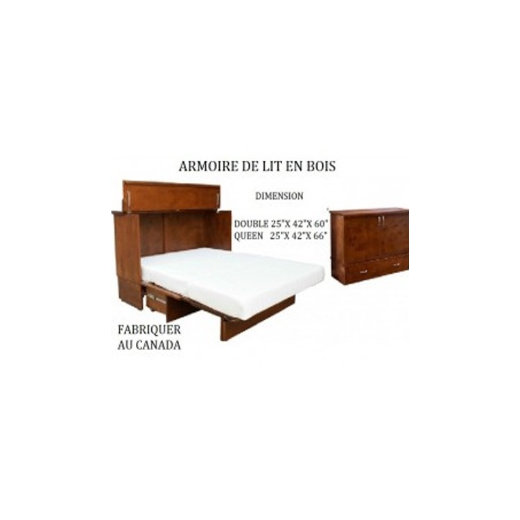 Park Avenue Deluxe Bed Cabinet