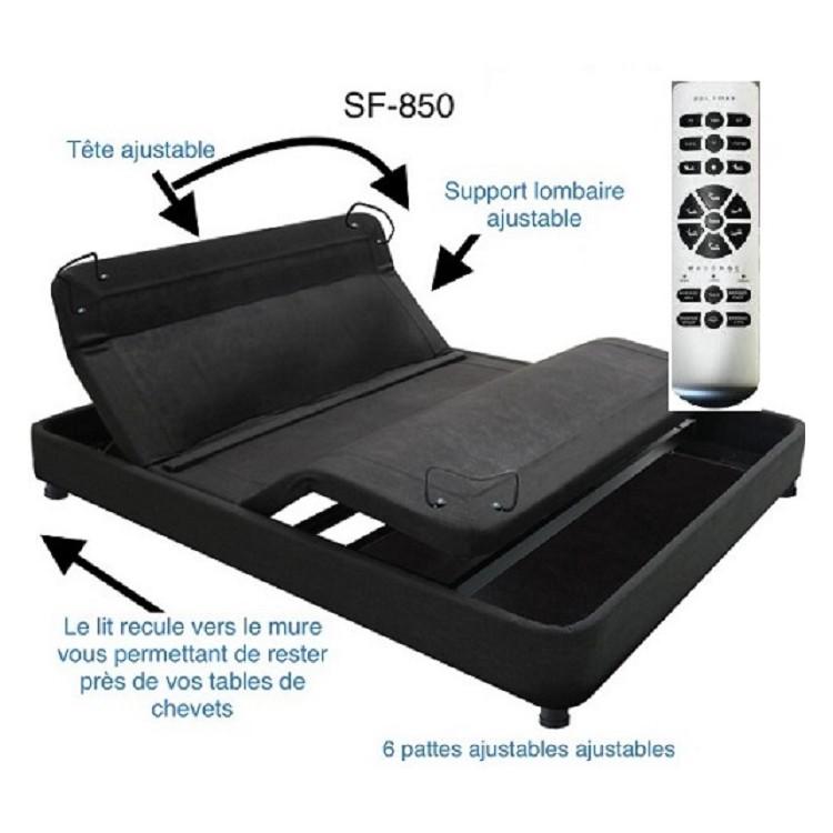 Smart Flex 850 Electric Adjustable Bed
