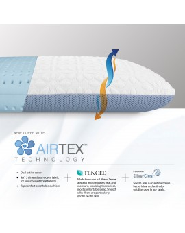 Blu Sleep Ice Gel Pillow